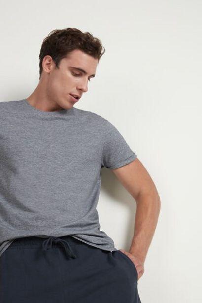 Oferta de Camiseta de Jacquard de Algodón por 10,99€