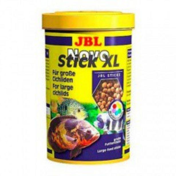 Oferta de JBL NovoStick XL Alimento completo en palitos ciclídos grandes por 22,69€