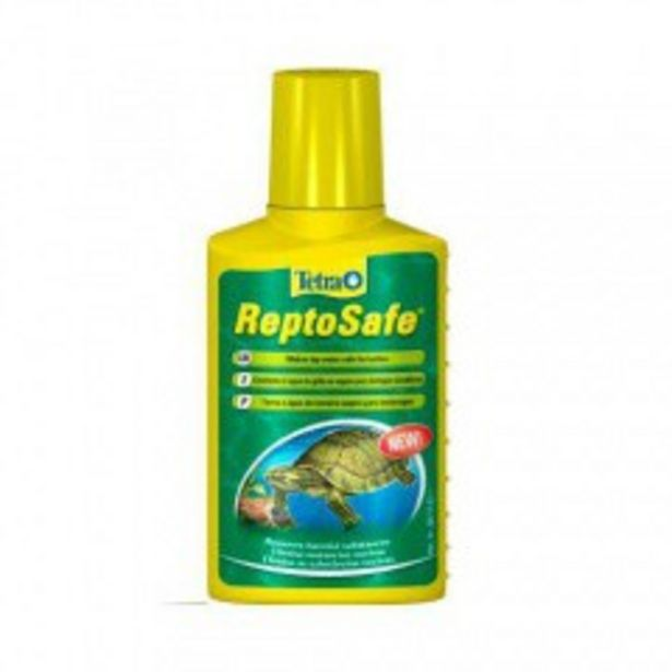 Oferta de Tetra ReptoSafe acondicionador para el agua del grifo por 4,95€