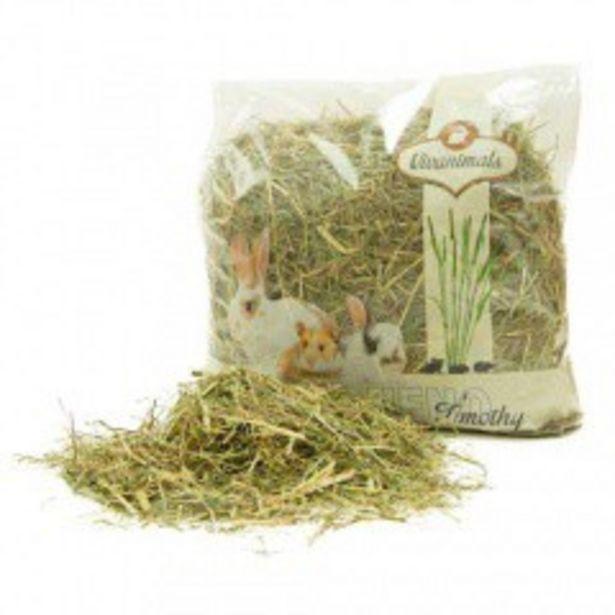 Oferta de Heno Timothy con caléndula para roedores Vivanimals por 3,99€