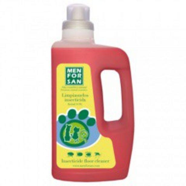 Oferta de Menforsan friegasuelos insecticida - bactericida por 5,19€