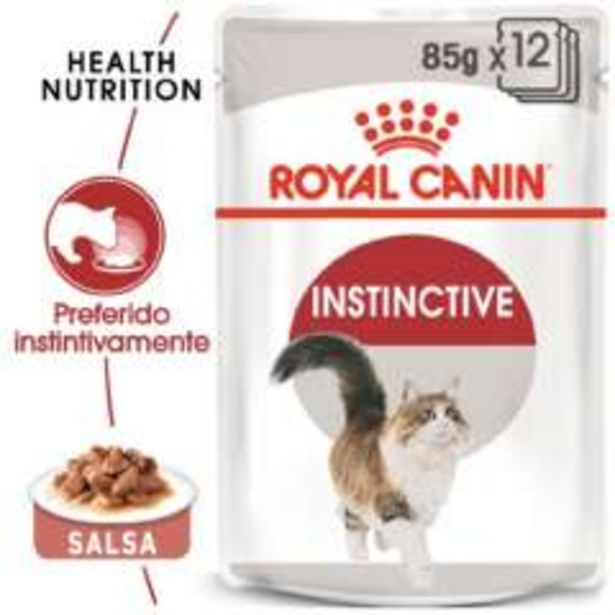 Oferta de Royal Canin Instinctive Adulto por 3,49€