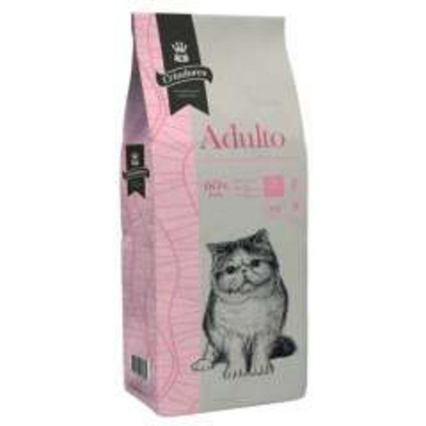 Oferta de Pienso para gatos Criadores Grain Free con pollo por 14,99€