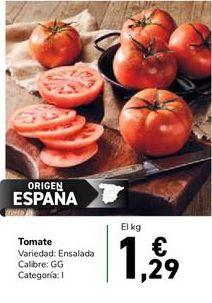 Oferta de Tomate por 1,29€