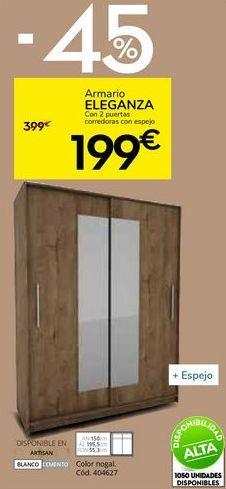 Oferta de Armarios por 199€