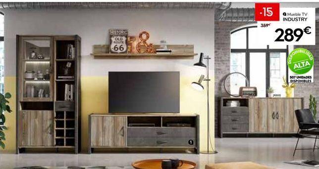 Oferta de Mueble tv por 289€