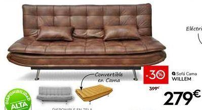 Oferta de Sofá cama por 279€