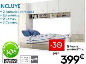 Oferta de Cama compacta por 399€