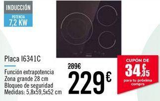 Oferta de Placa I6341C por 229€