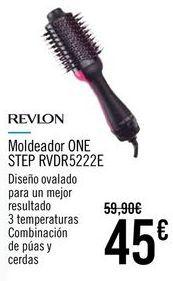 Oferta de REVLON Moldeador ONE STEP RVDR5222E por 45€