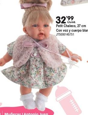 Oferta de Muñecas por 32,99€