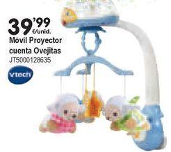Oferta de Móvil bebé Vtech por 39,99€