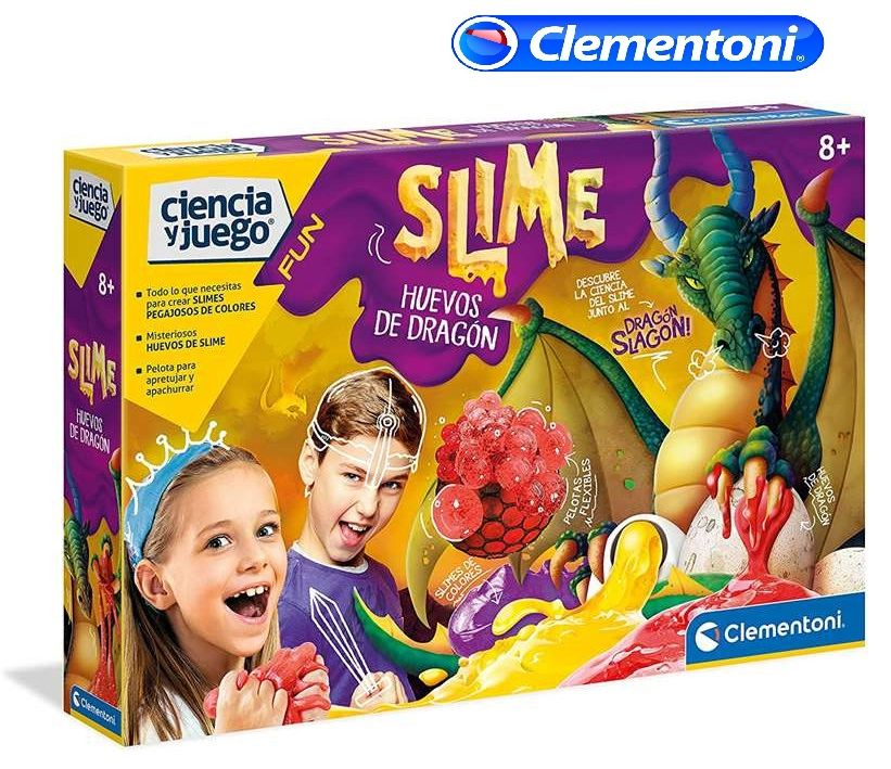 Oferta de Slime Huevos de Dragón por 19,99€