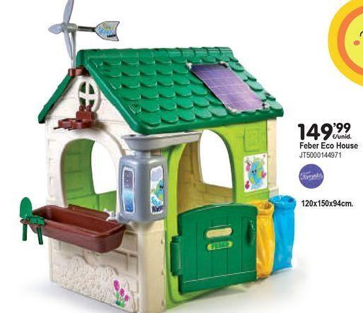 Oferta de Casa de juguete Famosa por 149,99€
