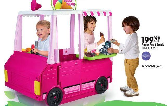 Oferta de Camión de juguete Famosa por 199,99€