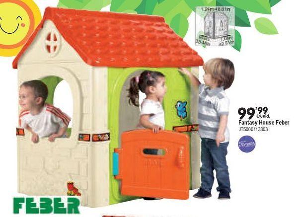 Oferta de Casa de juguete Famosa por 99,99€
