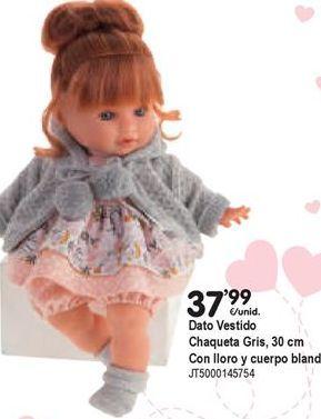 Oferta de Muñecas por 37,99€