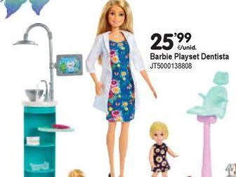 Oferta de Muñecas Barbie por 25,99€