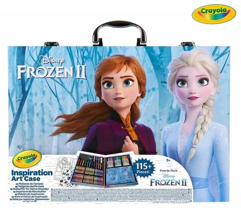 Oferta de Maletín del artista Frozen II por 32,99€