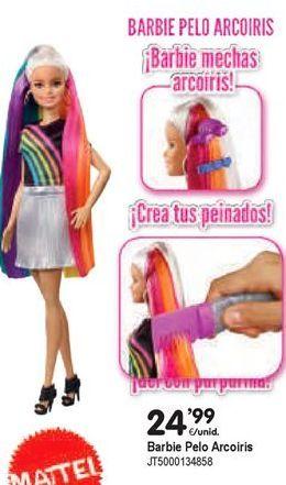 Oferta de Muñecas Barbie por 24,99€