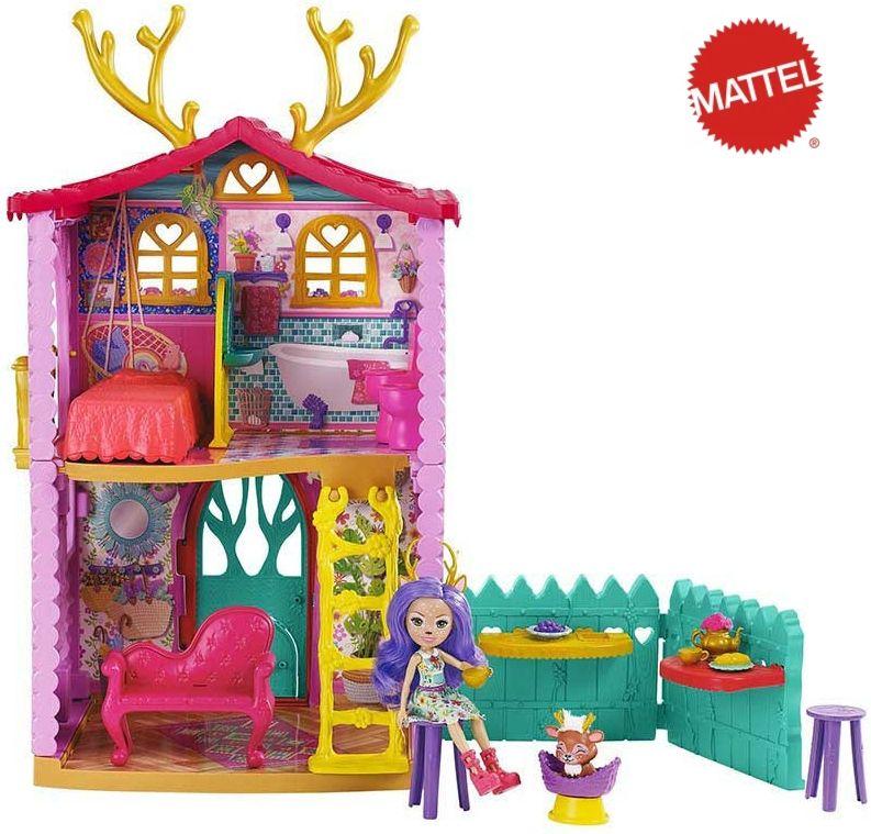 Oferta de Danessa Deer Con Casa Ciervo por 29,99€