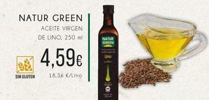 Oferta de Carbonellaceite virgen de lino, 250 ml  por 4,59€