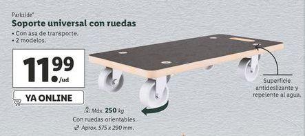 Oferta de Soportes Parkside por 11,99€