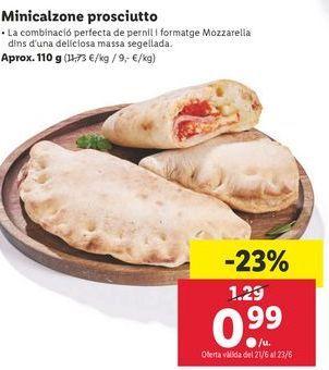 Oferta de Bollería por 0,99€