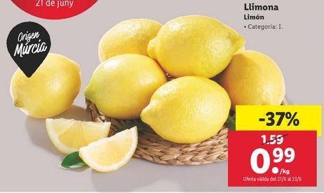 Oferta de Limones por 0,99€