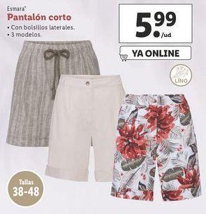Oferta de Pantalones esmara por 5,99€