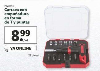 Oferta de Herramientas Powerfix por 8,99€