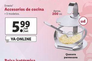 Oferta de Utensilios de cocina ernesto por 5,99€