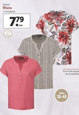 Oferta de Blusa esmara por 7,79€