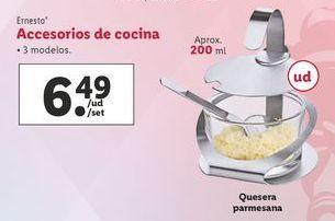 Oferta de Utensilios de cocina ernesto por 6,49€