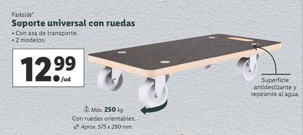Oferta de Soportes Parkside por 12,99€