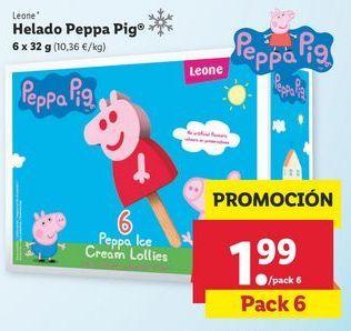 Oferta de Helados por 1,99€