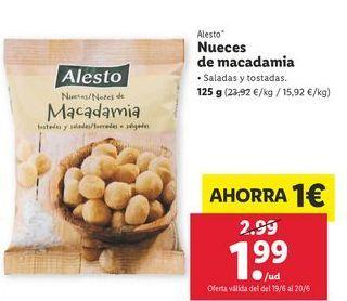Oferta de Nueces por 1,99€