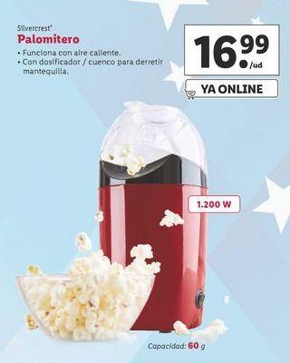 Oferta de Palomitero SilverCrest por 16,99€