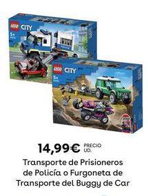 Oferta de Juguetes LEGO por 14,99€