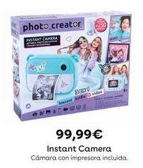 Oferta de Cámara de fotos por 99,99€