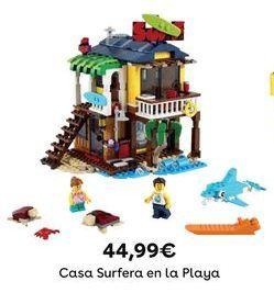 Oferta de Juguetes LEGO por 44,99€