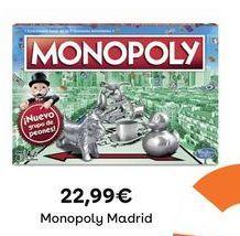 Oferta de Monopoly por 22,99€
