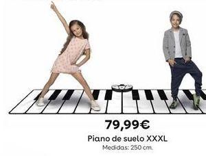 Oferta de Piano por 79,99€