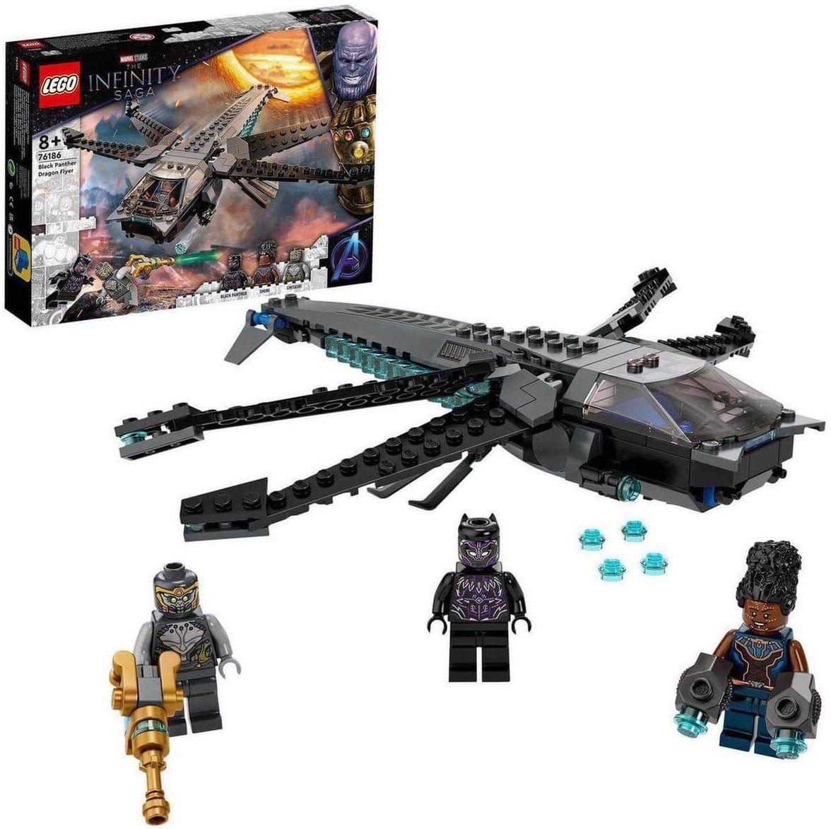 Oferta de Dragon Flyer Black Panther por 19,99€