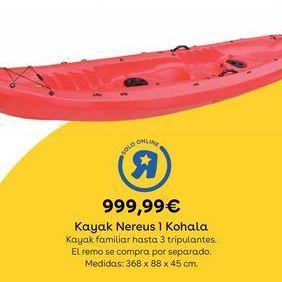 Oferta de Kayak por 999,99€