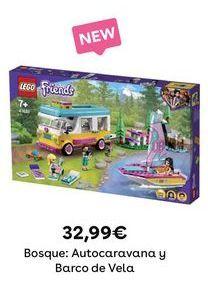 Oferta de Juguetes LEGO por 32,99€