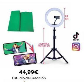 Oferta de Accesorios fotografía por 44,99€