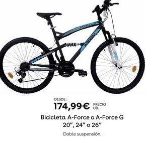 Oferta de Bicicletas por 174,99€