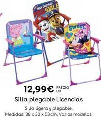 Oferta de Sillas por 12,99€
