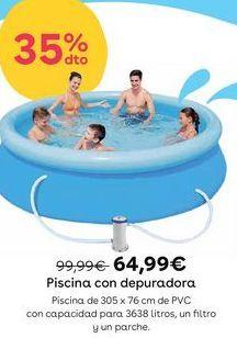 Oferta de Piscinas por 64,99€